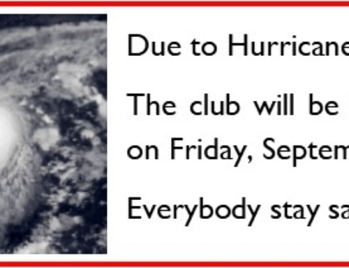 HURRICANE INFORMATION!